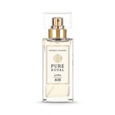 Dámsky parfum Pure Royal FM 808 nezamieňajte s Bvlgari Goldea the Roman Night